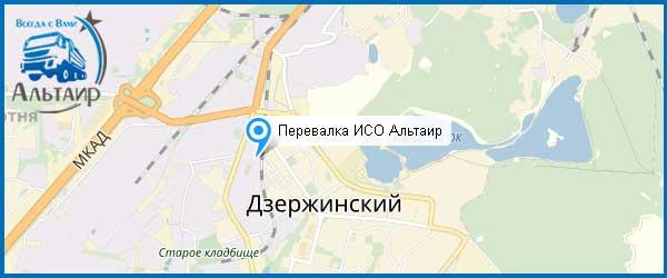 Грунт в Дзержинском