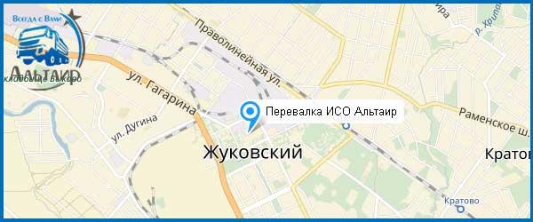 Щебень в Жуковском