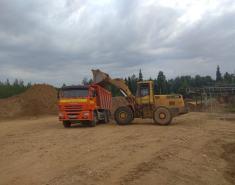 Купить речной песок в Москве