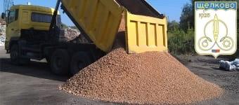 Цена на керамзит в Щелково