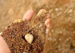 Применение песчано-гравийной смеси