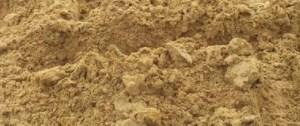 Характеристика пескогрунта