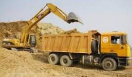 Песок на подсыпку с доставкой