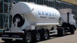 Доставка цемента цементовозами