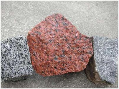 Фракция щебня 40x200 мм (бутовый камень или бут)