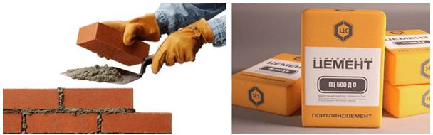 плотность цемента